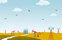 油田综合无线通信解决方案