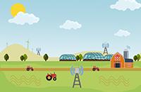 智慧农业大棚解决方案